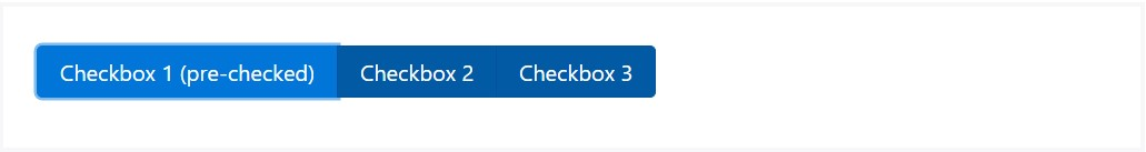 Effective ways to  apply the Bootstrap checkbox