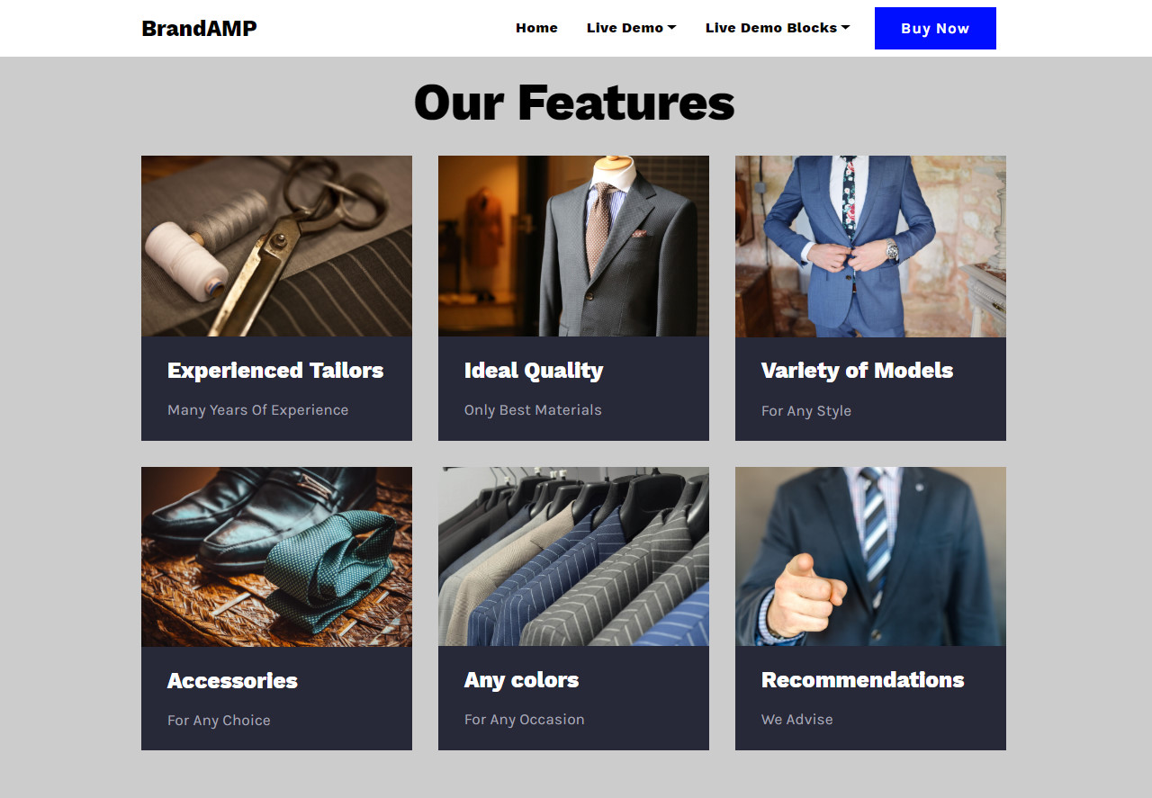 Attractive Simple Html5 Template List