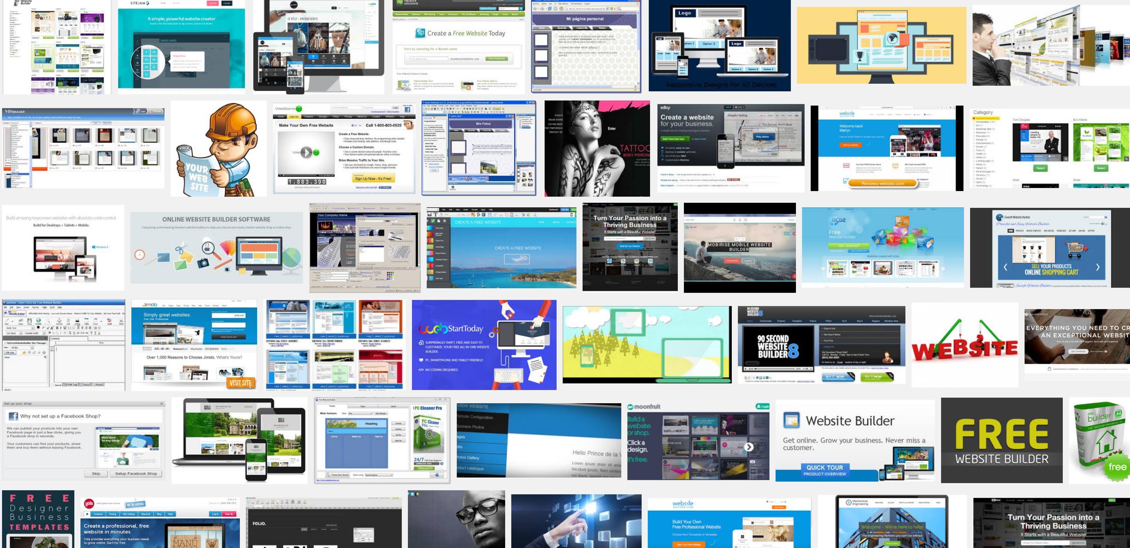 Best Mobile Website Builder Software