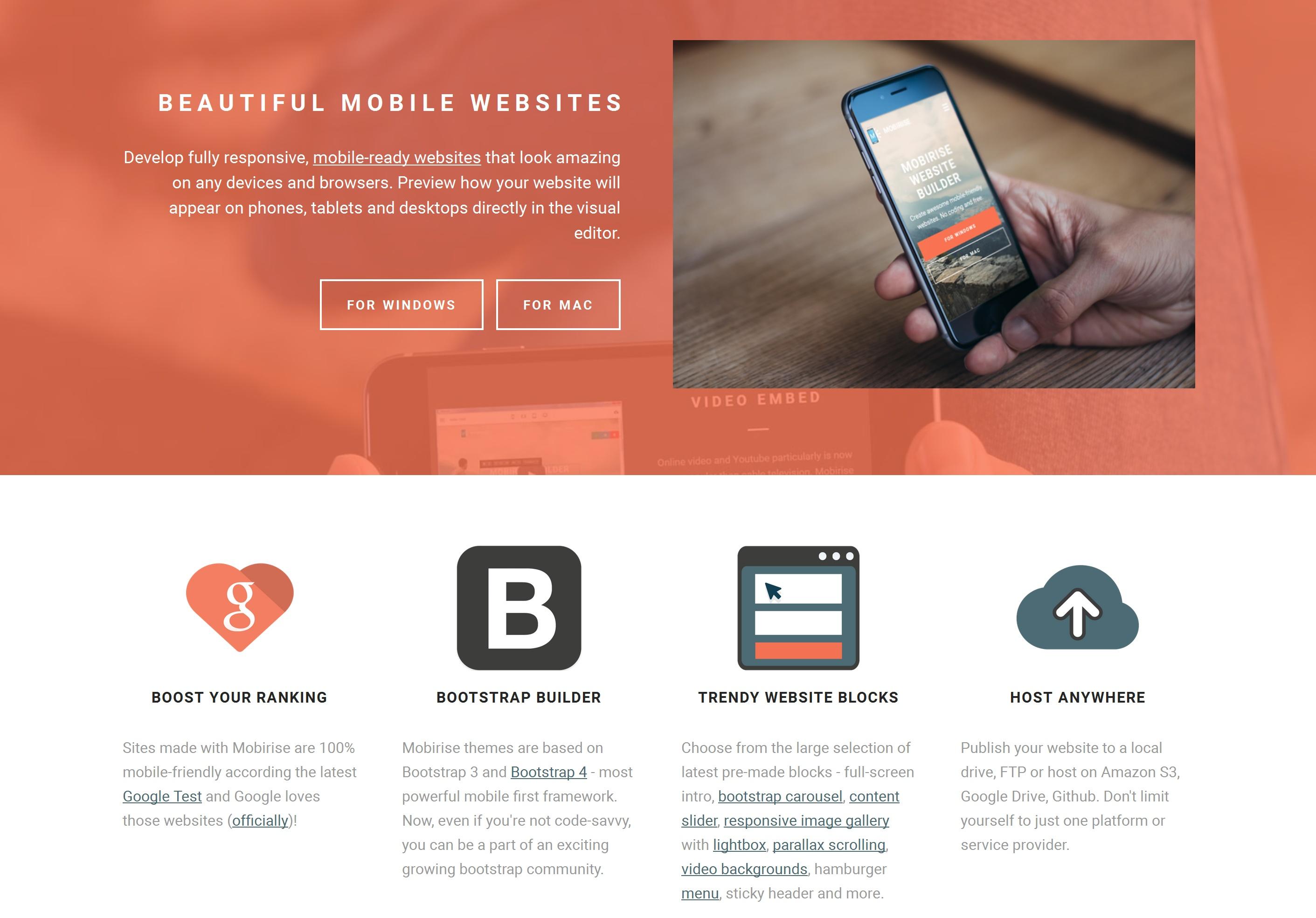 Responsive Mobile Website Builder Review