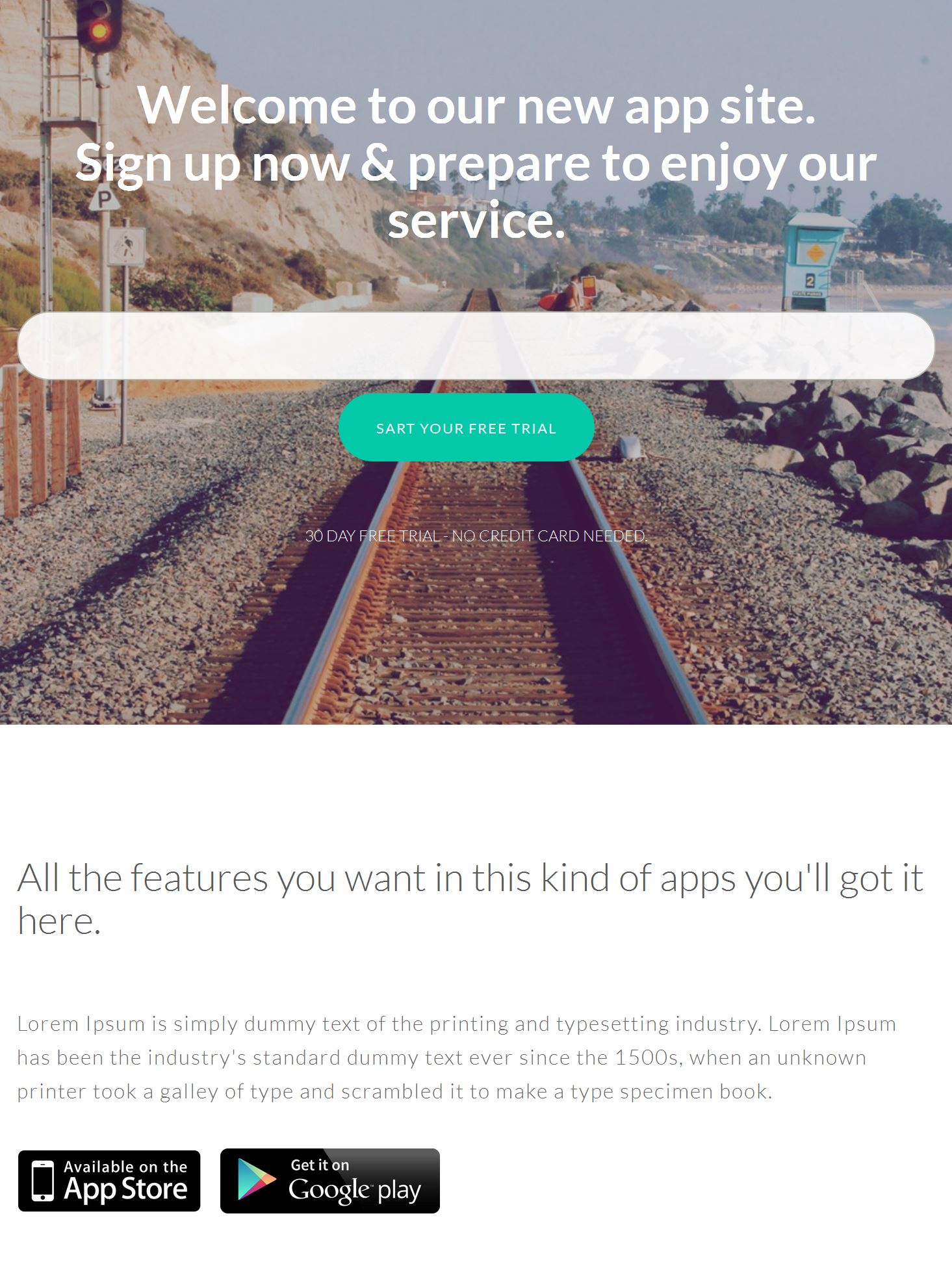 Download Bootstrap Template Free