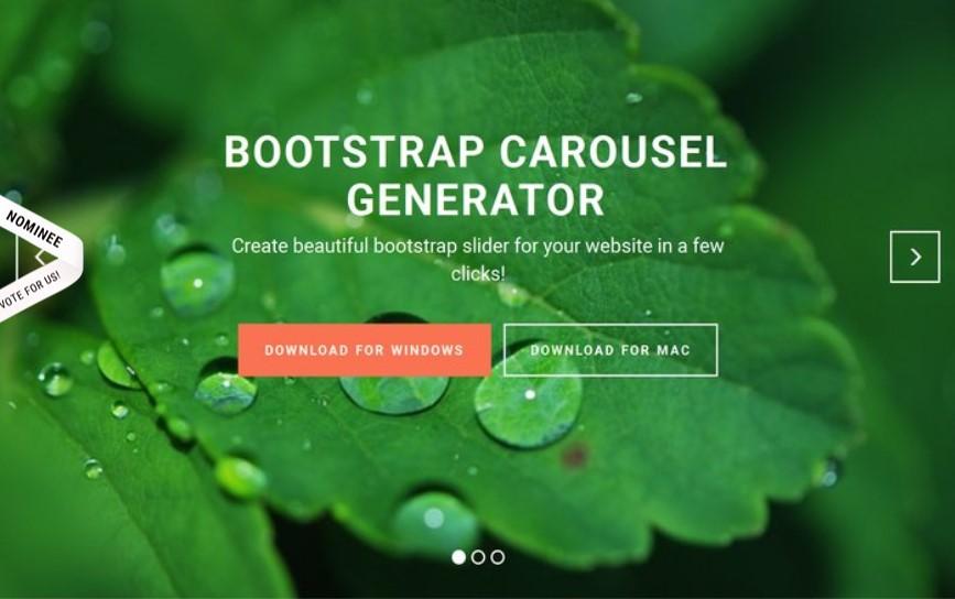 Carousel Bootstrap Responsive
